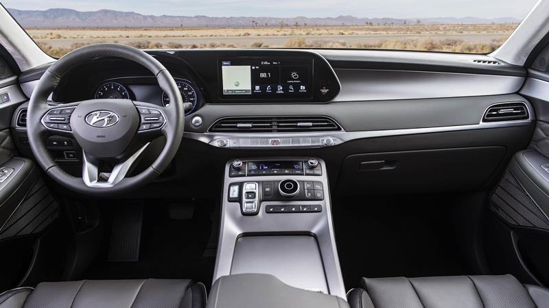 SUV 7 chỗ rộng rãi Hyundai Palisade 2020 hoàn toàn mới - Ảnh 5