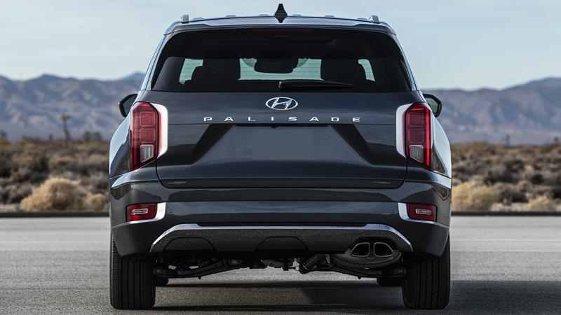 SUV 7 chỗ rộng rãi Hyundai Palisade 2020 hoàn toàn mới - Ảnh 3