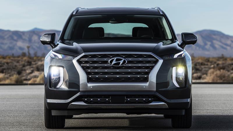 SUV 7 chỗ rộng rãi Hyundai Palisade 2020 hoàn toàn mới - Ảnh 2