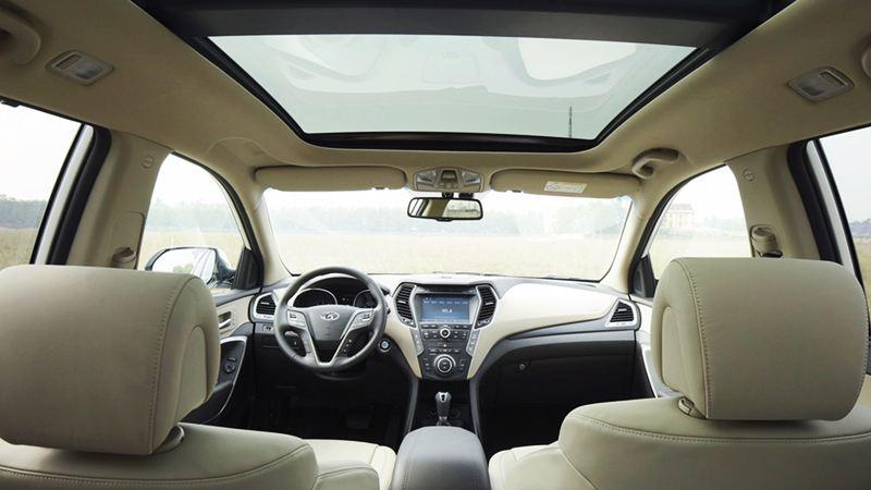 Hyundai SantaFe 2016 tại Việt Nam có những tính năng nổi bật nào? - Ảnh 2