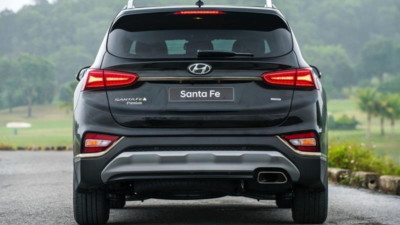 Chi tiết xe Hyundai SantaFe 2019 bản cao cấp Premium tại Việt Nam - Ảnh 3