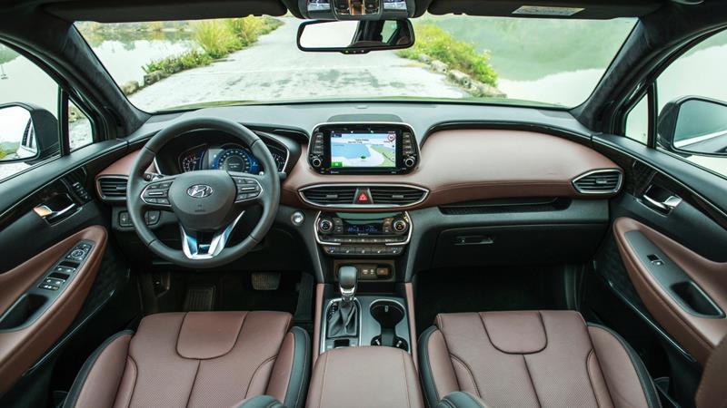 Động cơ Diesel – Điều làm nên danh tiếng cho Hyundai Santa Fe - Ảnh 5