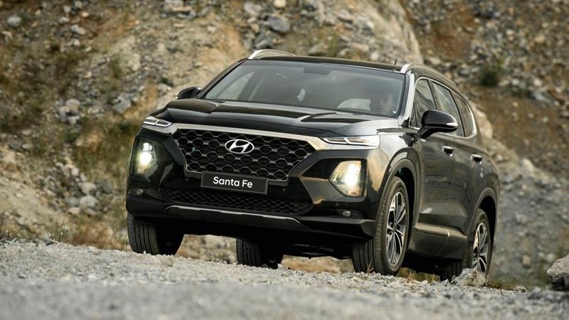 Chi tiết xe Hyundai SantaFe 2019 bản cao cấp Premium tại Việt Nam - Ảnh 1