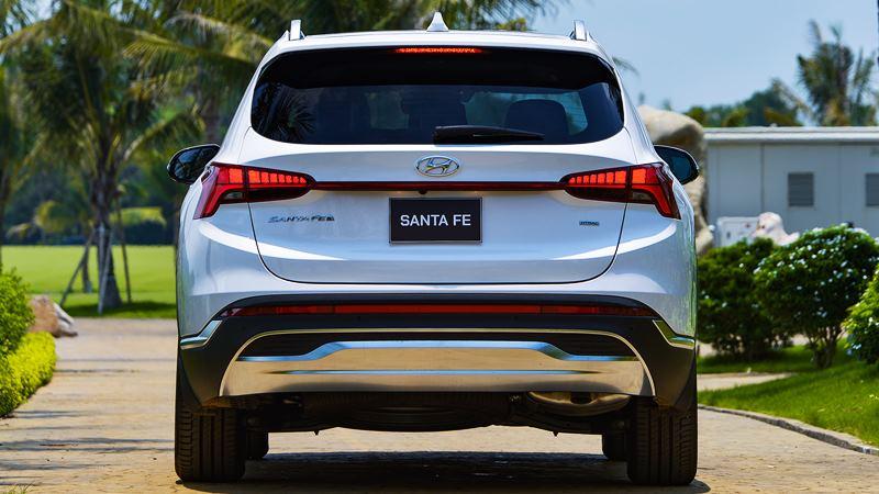 Giá bán xe Hyundai SantaFe 2021 tại Việt Nam từ 1,030 tỷ đồng - Ảnh 3