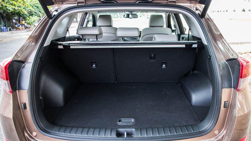 Thông số kỹ thuật xe Hyundai Tucson 2018 lắp ráp tại Việt Nam - Ảnh 13