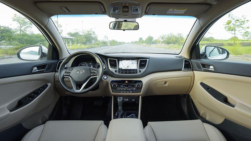 Công bố giá bán Hyundai Tucson 2018 tại thị trường Châu Âu - Hình 2