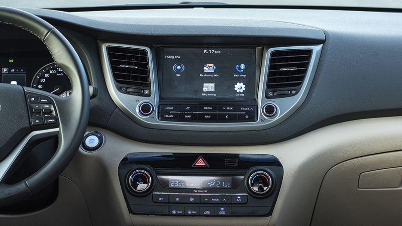 Giá bán xe Hyundai Tucson lắp ráp trong nước từ 815 triệu đồng - Ảnh 9