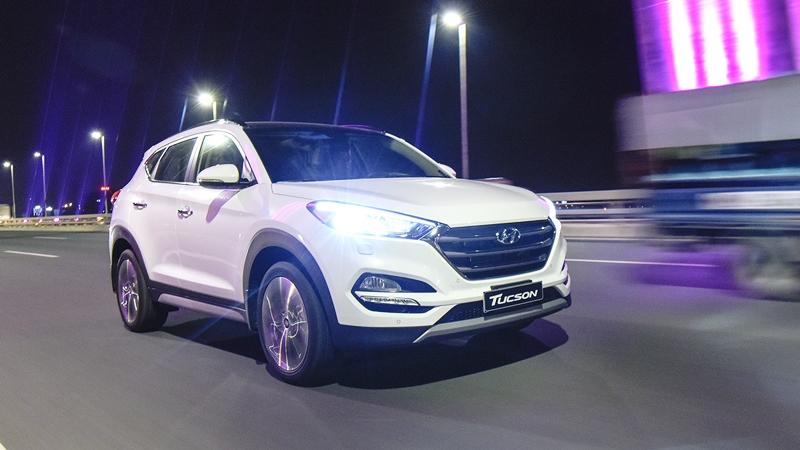 Giá bán xe Hyundai Tucson lắp ráp trong nước từ 815 triệu đồng - Ảnh 10