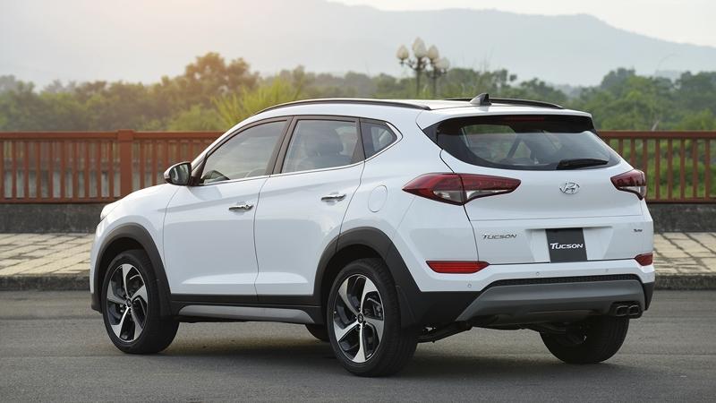 Giá bán xe Hyundai Tucson lắp ráp trong nước từ 815 triệu đồng - Ảnh 5
