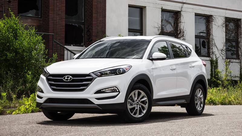 Giá xe Hyundai Tucson tháng 5/2018 được giữ nguyên - Hình 1