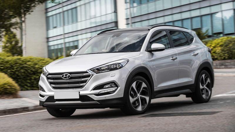 So sánh xe Hyundai Tucson 2018 và Mazda CX-5 2018 bản cao cấp - Ảnh 5