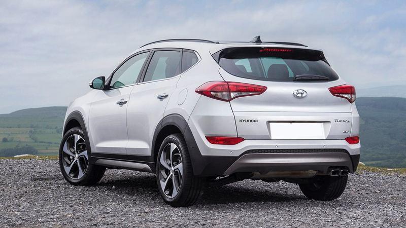 So sánh xe Hyundai Tucson 2018 và Mazda CX-5 2018 bản cao cấp - Ảnh 8