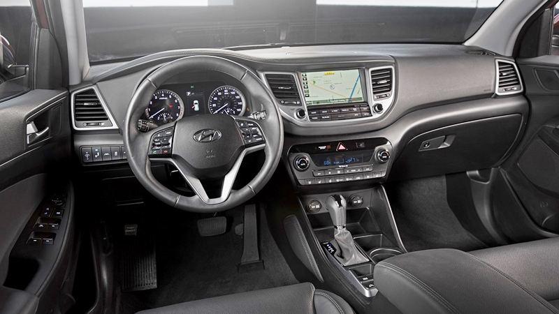 Đánh giá chi tiết xe Hyundai Tucson 2018 - Hình 2
