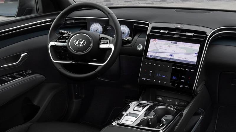 Hyundai Tucson 2021 thế hệ mới - Ảnh 5