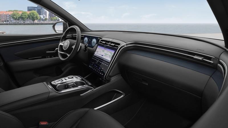 Hyundai Tucson 2021 thế hệ mới - Ảnh 6