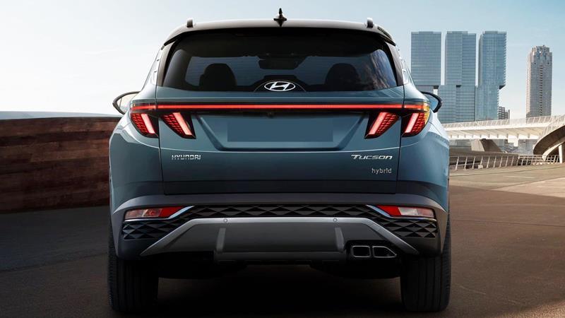 Hyundai Tucson 2021 thế hệ mới - Ảnh 3