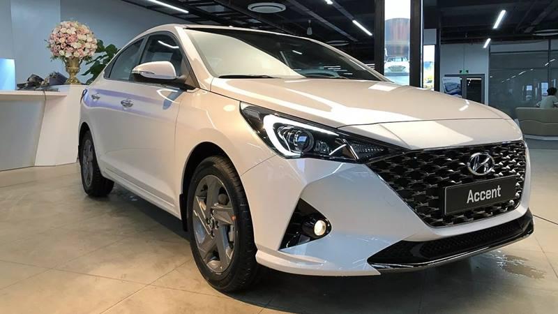 Hyundai Accent 2021 mới tại Việt Nam - Ảnh 1