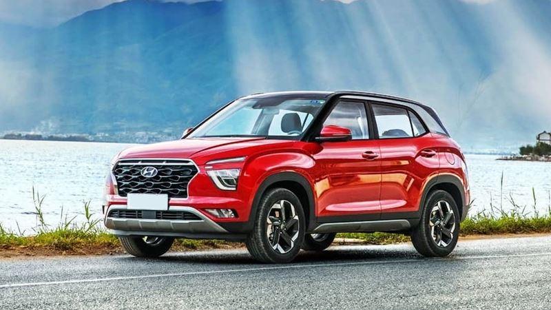 SUV 5 chỗ Hyundai Creta 2020 thế hệ mới - Máy xăng và máy dầu - Ảnh 1