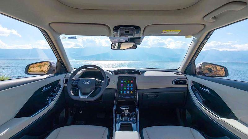 SUV 5 chỗ Hyundai Creta 2020 thế hệ mới - Máy xăng và máy dầu - Ảnh 4