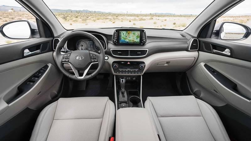 Hyundai Tucson 2019 ra mắt với nhiều nâng cấp đắt giá