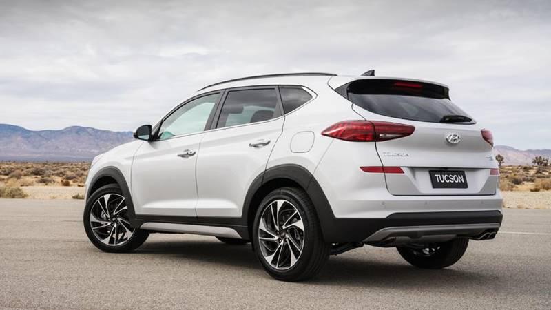 Hyundai Tucson 2019 có thêm động cơ Hybrid cải tiến - Hình 2
