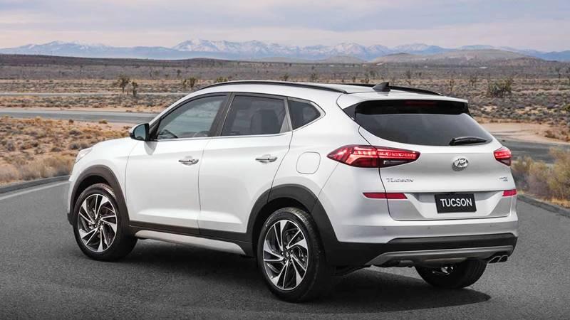 Hyundai Tucson 2019 bán ra tại Philippines chỉ từ 566 triệu, rất gần Việt Nam - Hình 2