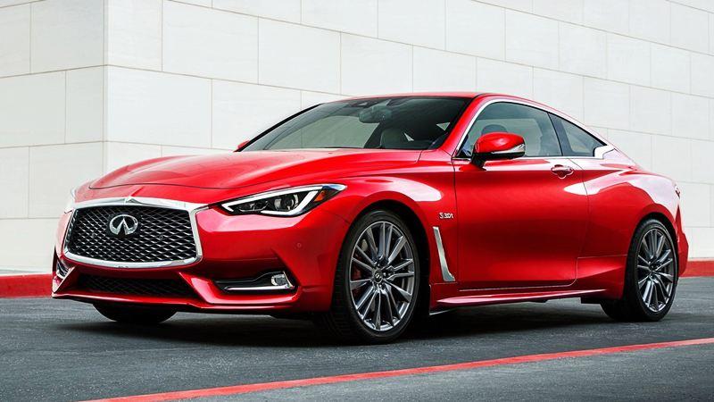 Báo cáo nói: Infiniti ngừng tăng trưởng mô hình với Daimler