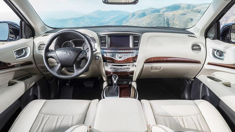 So sánh xe Infiniti QX60 và Volvo XC90 2018 tại Việt Nam - Ảnh 9