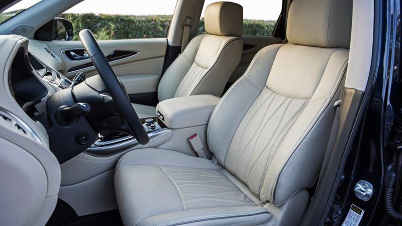 Infiniti QX60 2016 có gì cạnh tranh Audi Q7? - Ảnh 5