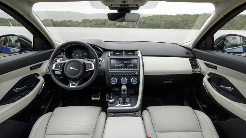 Chi tiết thông số và trang bị xe Jaguar E-Pace 2019 tại Việt Nam - Ảnh 5