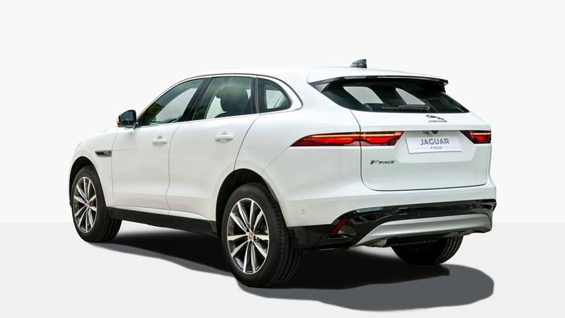 Giá bán xe Jaguar F-Pace 2021 tại Việt Nam từ 3,489 tỷ đồng - Ảnh 4