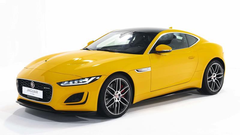 Xe thể thao Jaguar F-Type 2021 có giá từ 5,6 tỷ đồng tại Việt Nam - Ảnh 2