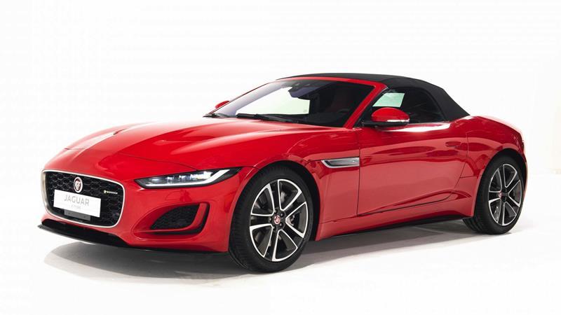 Xe thể thao Jaguar F-Type 2021 có giá từ 5,6 tỷ đồng tại Việt Nam - Ảnh 3