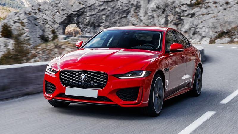 Chi tiết xe Jaguar XE 2020 mới nâng cấp - Ảnh 1