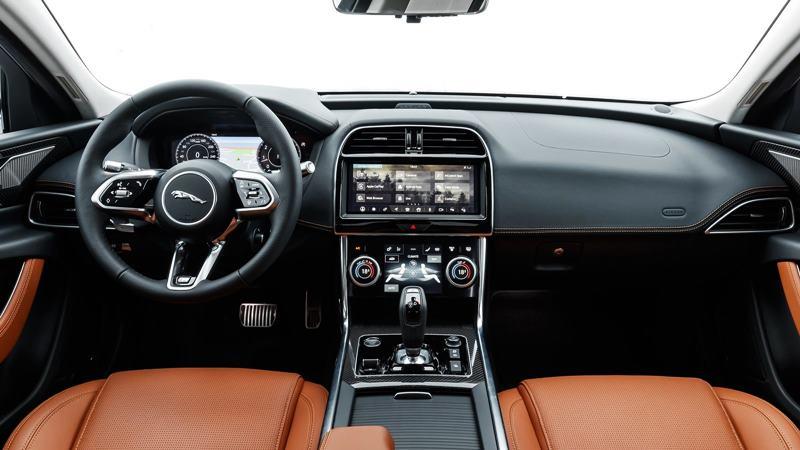 Chi tiết xe Jaguar XE 2020 mới nâng cấp - Ảnh 5