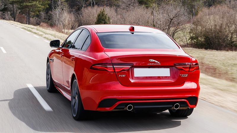 Chi tiết xe Jaguar XE 2020 mới nâng cấp - Ảnh 4