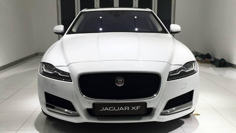 Đánh giá xe Jaguar XF 2018 - Hình 1