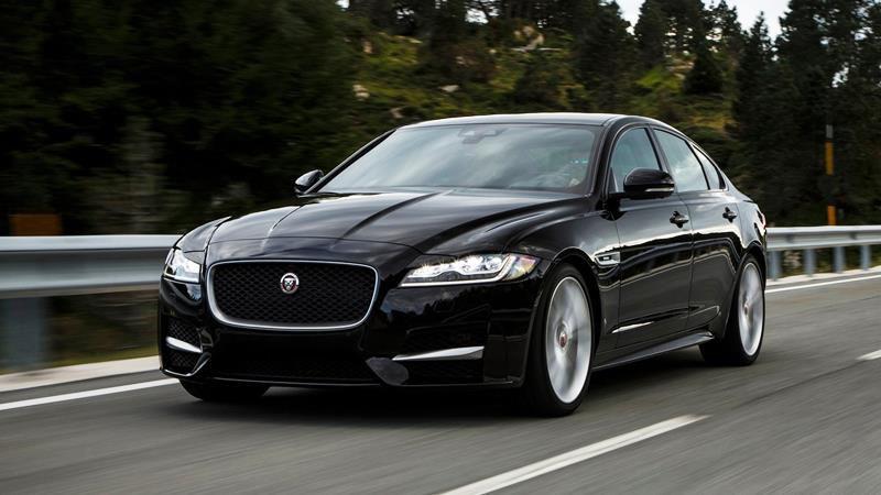Chi tiết Jaguar XF 2018 bán tại Việt Nam - XF Pure và XF Prestige - Ảnh 1