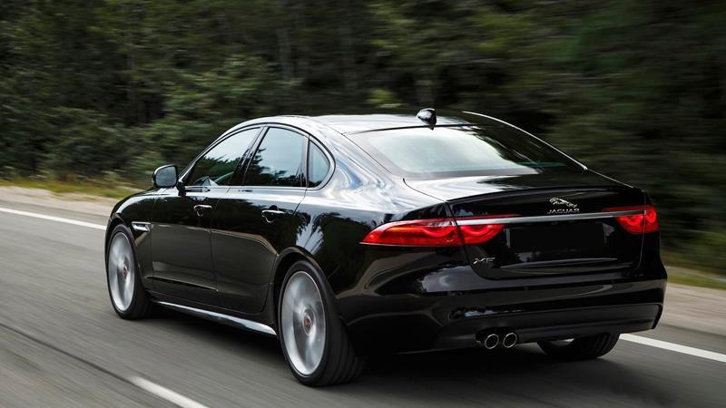 Chi tiết Jaguar XF 2018 bán tại Việt Nam - XF Pure và XF Prestige - Ảnh 4