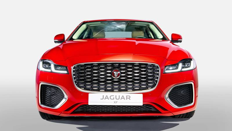 Giá bán xe Jaguar XF 2021 tại Việt Nam từ 3,1 tỷ đồng - Ảnh 10