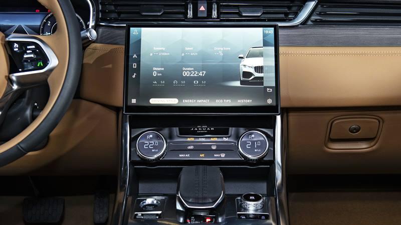 Giá bán xe Jaguar XF 2021 tại Việt Nam từ 3,1 tỷ đồng - Ảnh 8
