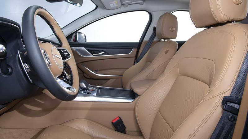 Giá bán xe Jaguar XF 2021 tại Việt Nam từ 3,1 tỷ đồng - Ảnh 5