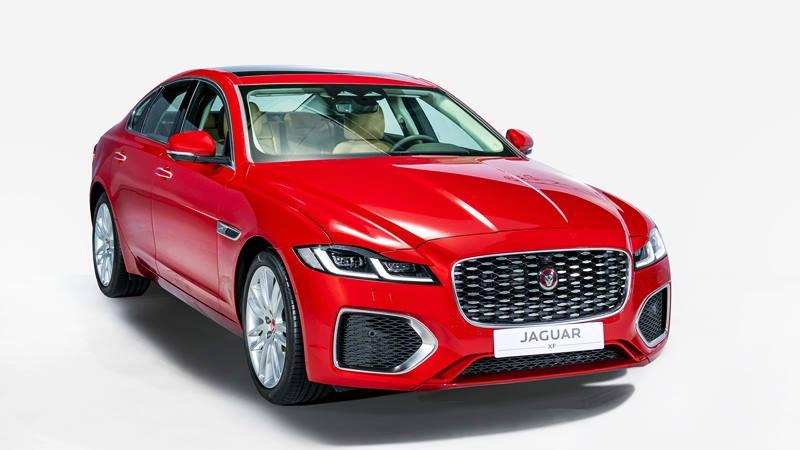 Giá bán xe Jaguar XF 2021 tại Việt Nam từ 3,1 tỷ đồng - Ảnh 1