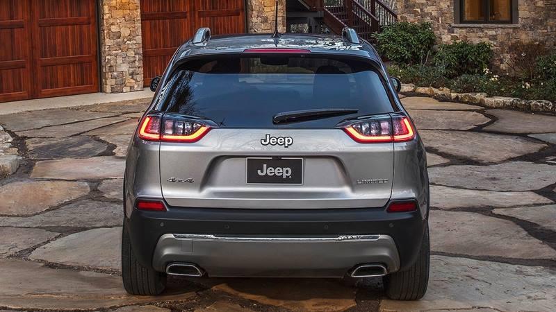 Jeep Cherokee 2021 có giá bán 1,8-2 tỷ đồng tại Việt Nam - Ảnh 3