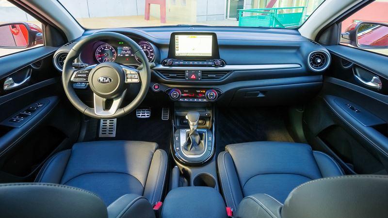 Thông số kỹ thuật và trang bị xe KIA Cerato 2019 mới tại Việt Nam - Ảnh 5