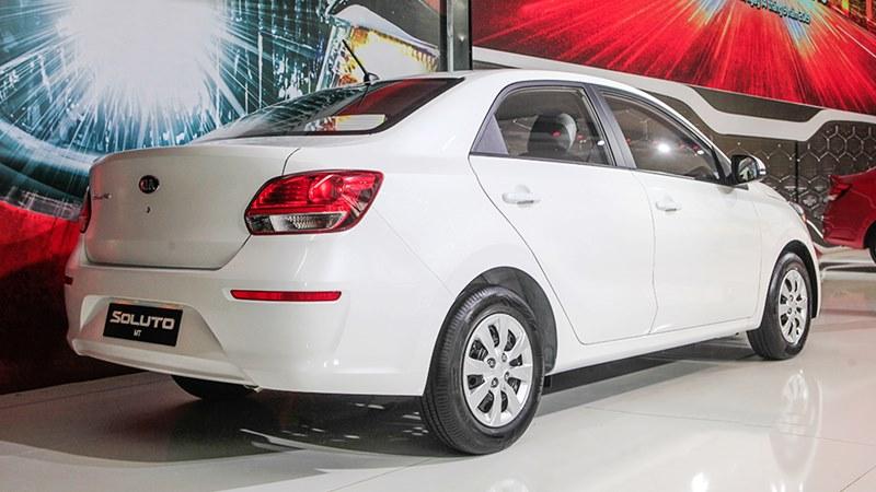 Đánh giá KIA Soluto MT bản thấp cho xe Taxi, xe chạy dịch vụ - Ảnh 7