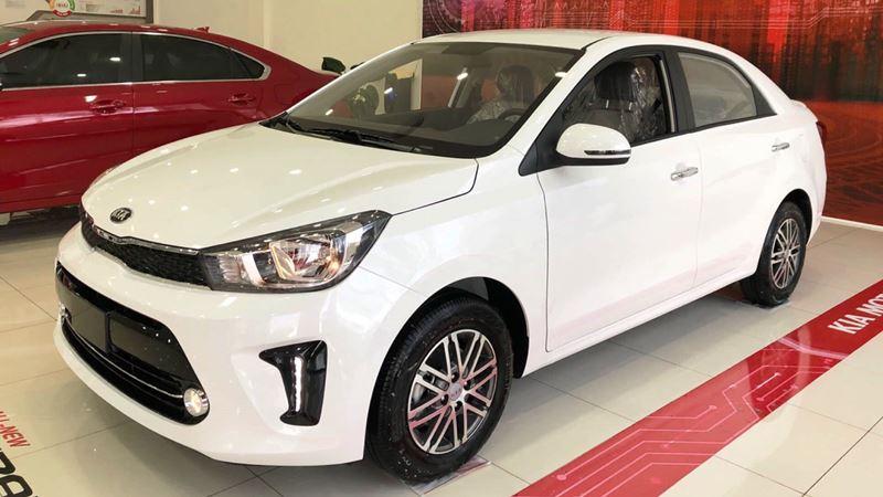 Thông số kỹ thuật và trang bị xe KIA Soluto 2019 tại Việt Nam