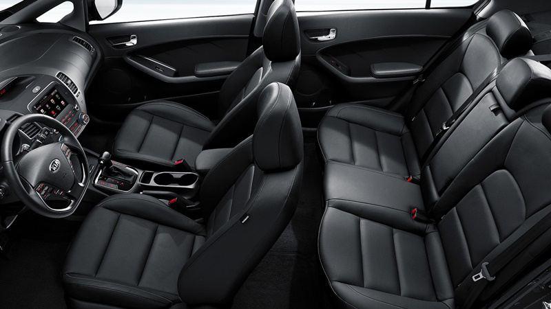 Kia Cerato 2016 phiên bản 2.0AT có gì để thu hút khách hàng? - Ảnh 3