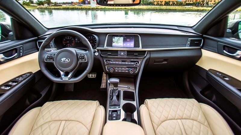 Thông số kỹ thuật xe Kia Optima 2017 tại Việt Nam - Ảnh 3