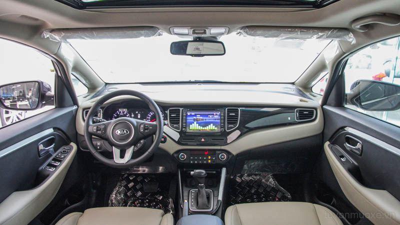 So sánh xe KIA Rondo và Mitsubishi Xpander 2018-2019 - Ảnh 8